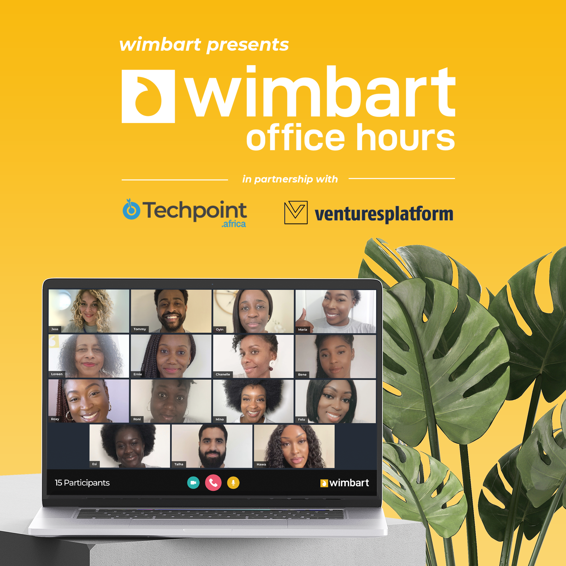 Wimbart Office Hours